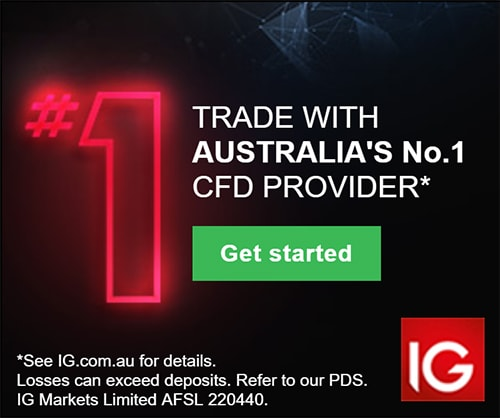 IG - Trade with Australia's #1 CFD broker
