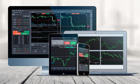 WebTrader and mobile Pepperstone forex platforms